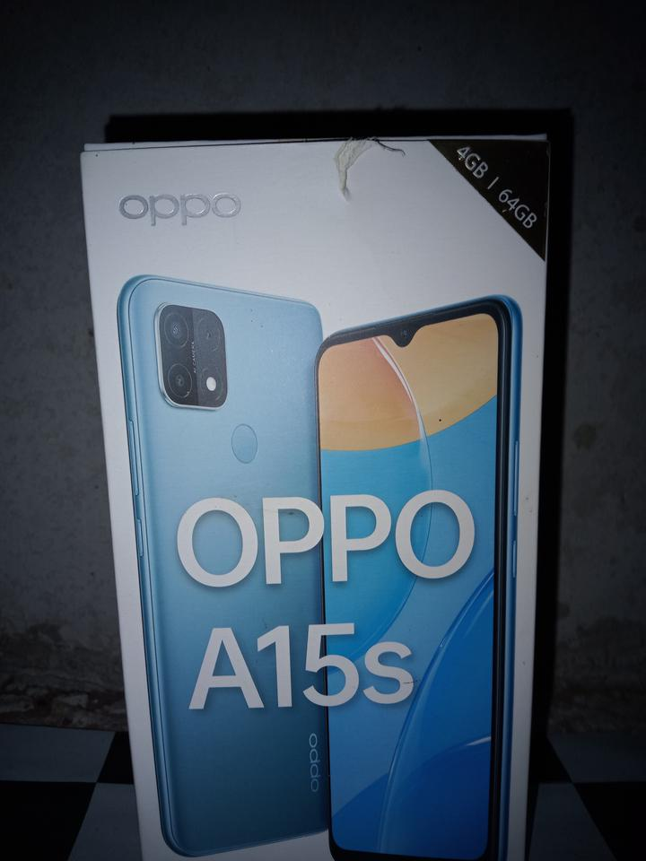 OPPO A15S รูปที่ 1