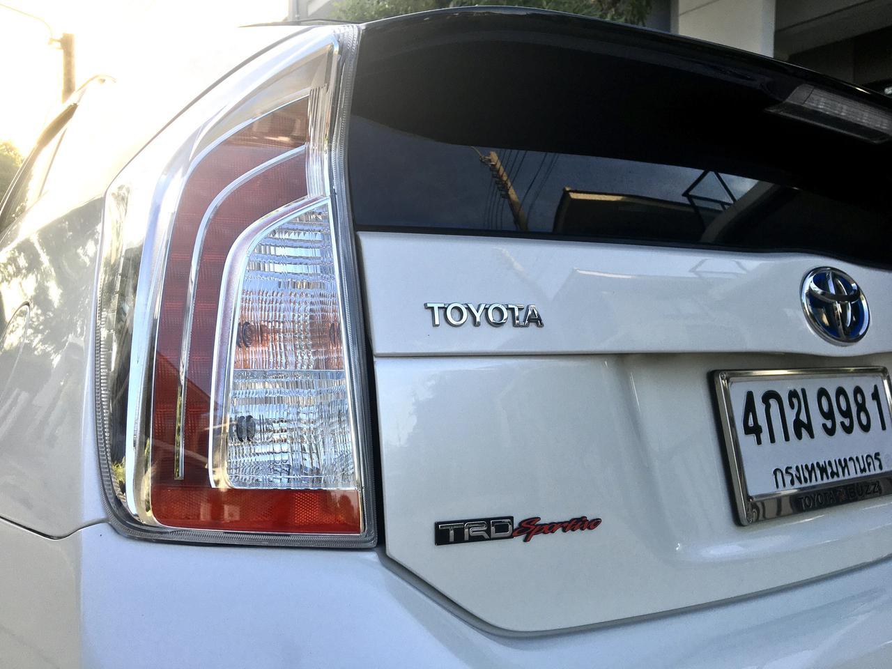 Toyota Prius TRD  ปี 2014 รูปที่ 4