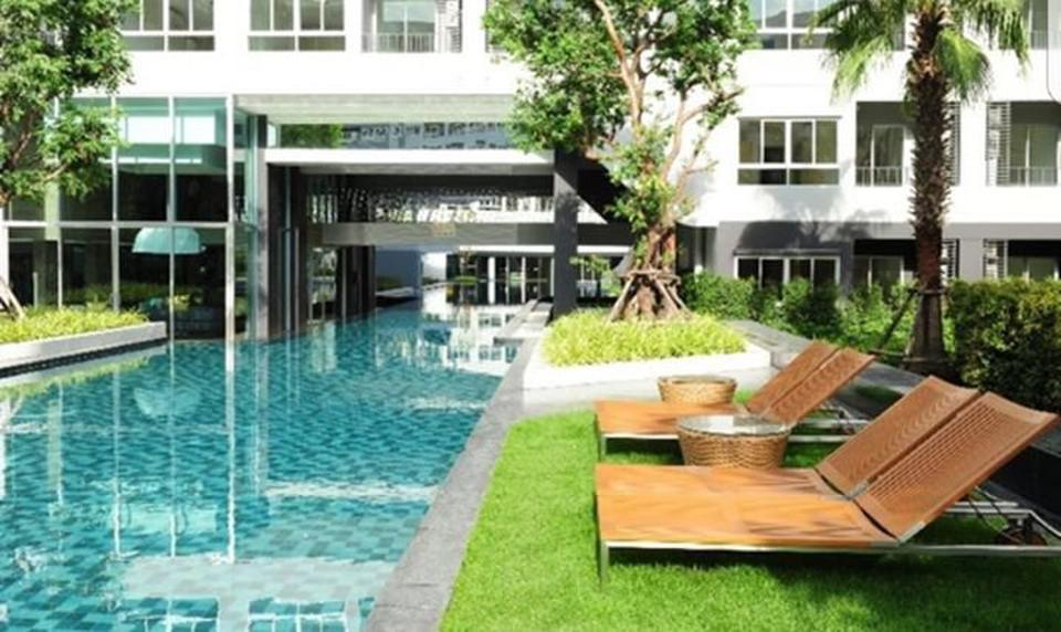 For rent and sale  Elio Delray รูปที่ 1