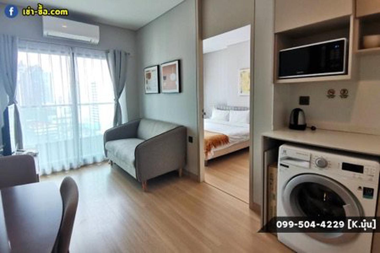 ให้เช่า คอนโด Built-In ยกห้อง Lumpini Suite เพชรบุรี-มักกะสัน 27 ตรม. เฟอร์ครบ พร้อมอยู่ รูปที่ 1