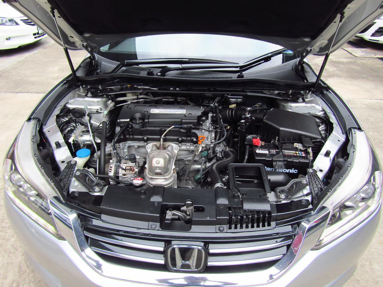 2013 Honda accord 2.4 tech รูปที่ 4