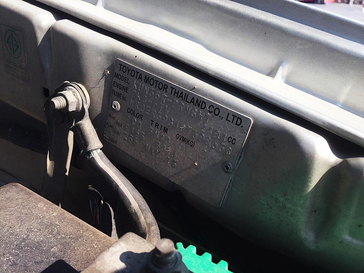 ✅ ฟรีดาวน์ TOYOTA VIGO PRERUNER ปี12-14 รถกระบะ 4 ประตู โตโยต้า วีโก้ รถบ้าน รถมือเดียว รุ่นท็อป รถมือเดียว รูปที่ 6