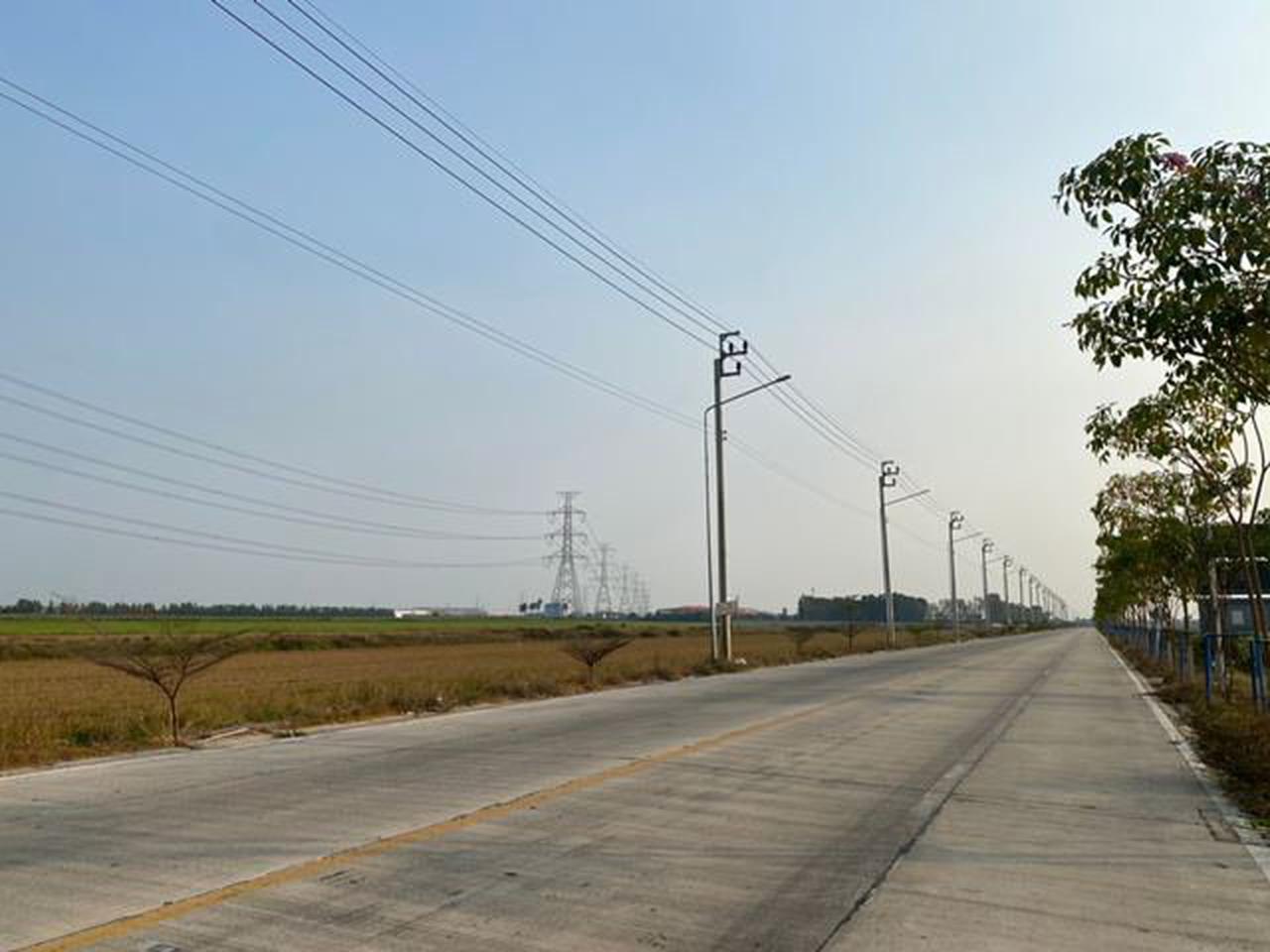 S301 ที่ดินแบ่งขายราคาถูก ขนาด 10 ไร่ ไทรน้อย นนทบุรี ราคา 4 ล้านบาท/ไร่ รูปที่ 5
