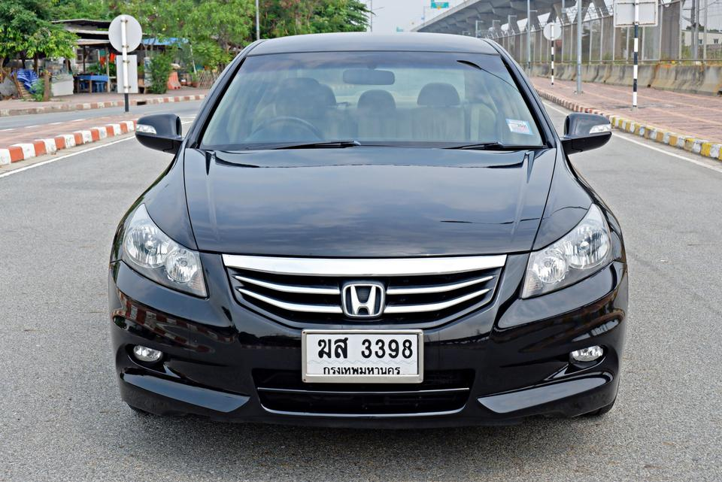 Honda accord 2.0el รูปที่ 1