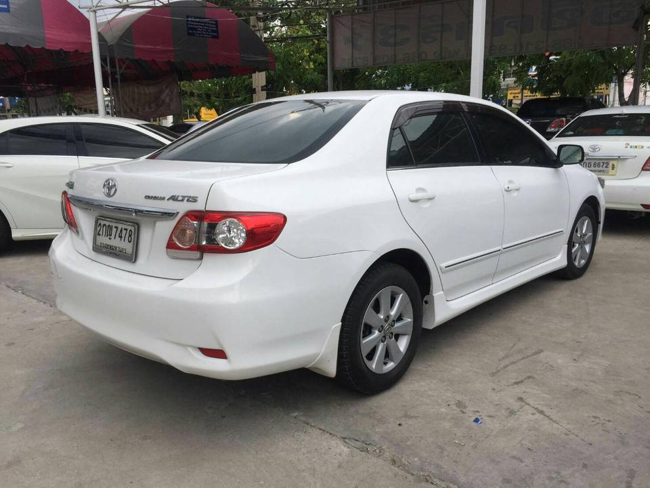 Toyota Altis รูปที่ 4