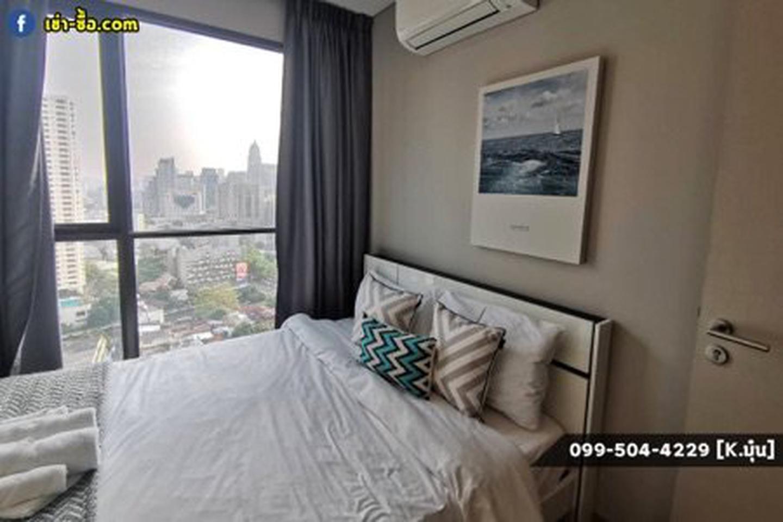 ให้เช่า คอนโด 2 ห้องนอน เครื่องใช้ครบครัน Lumpini Suite เพชรบุรี-มักกะสัน 43 ตรม. แถมยัง Built-In ทั้งห้องด้วยนะ รูปที่ 5