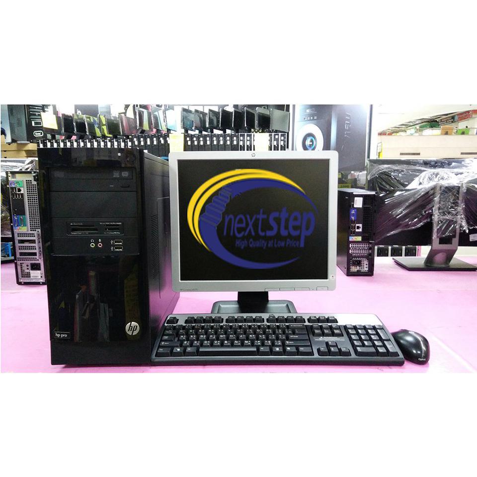 HP PRO 3335 MT ( ครบชุด ) X 2 LCD 17 นิ้ว รูปที่ 1