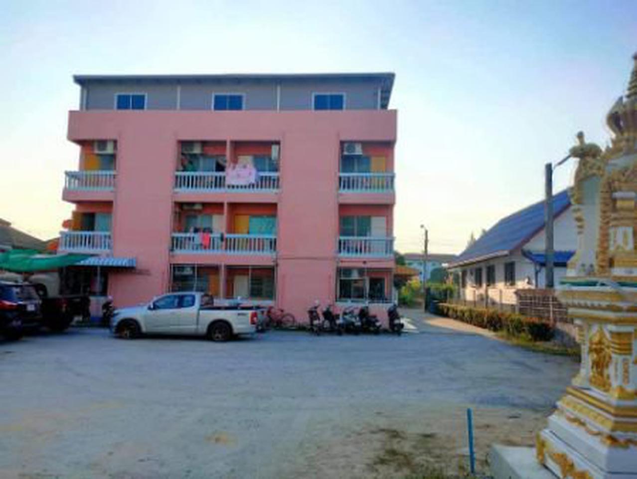 ให้เช่า อพาร์ทเม้นท์ หอพักตึกสีส้ม ขนาด 28 ตรว. พื้นที่ 112 ตรม. รูปที่ 6