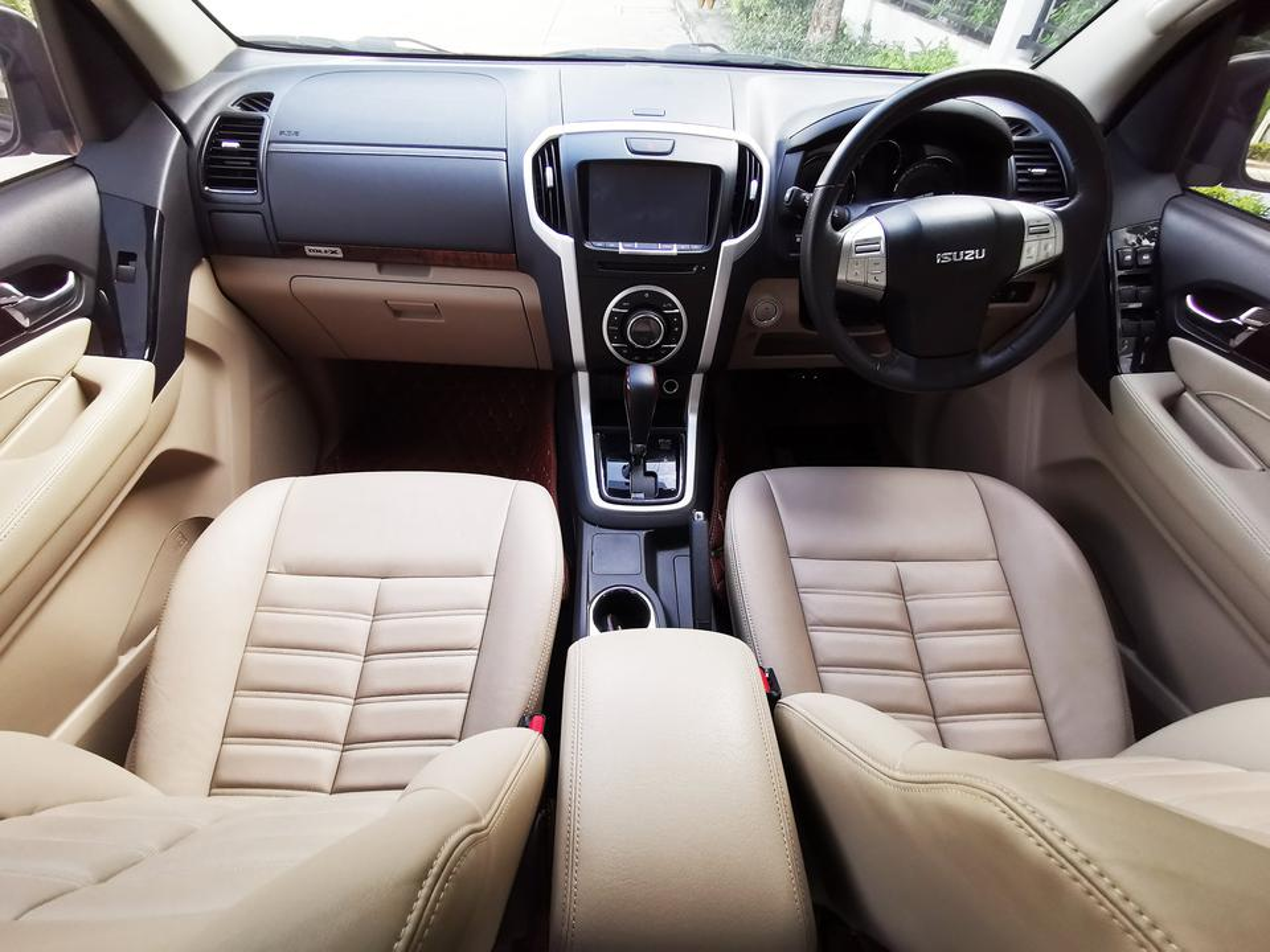 Isuzu MU-X 3.0 NAVI (ปี 2018) SUV AT รูปที่ 4