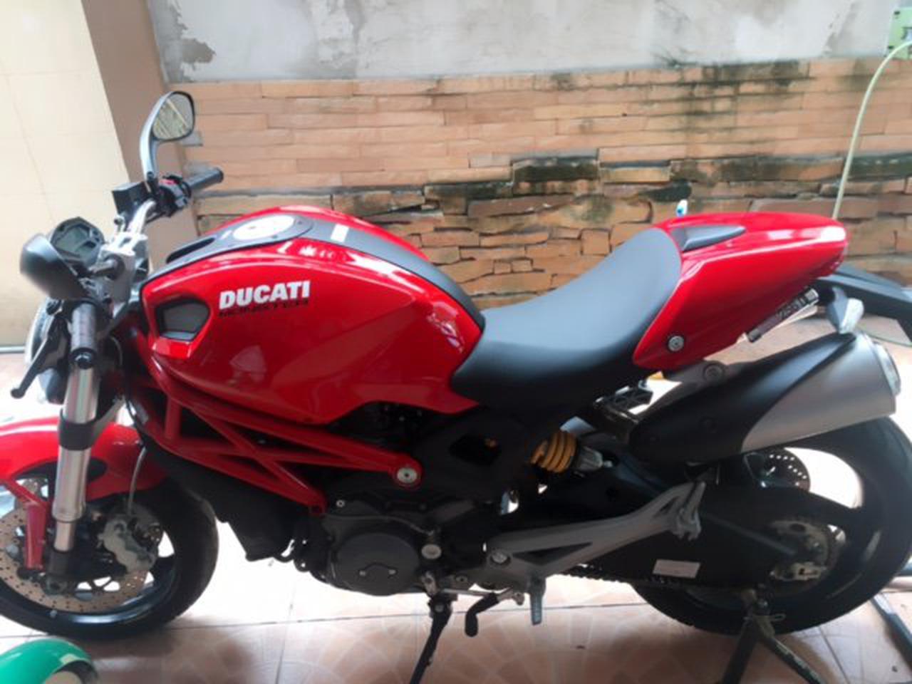 ขายรถ Big Bike ยี่ห้อ Ducati รูปที่ 1