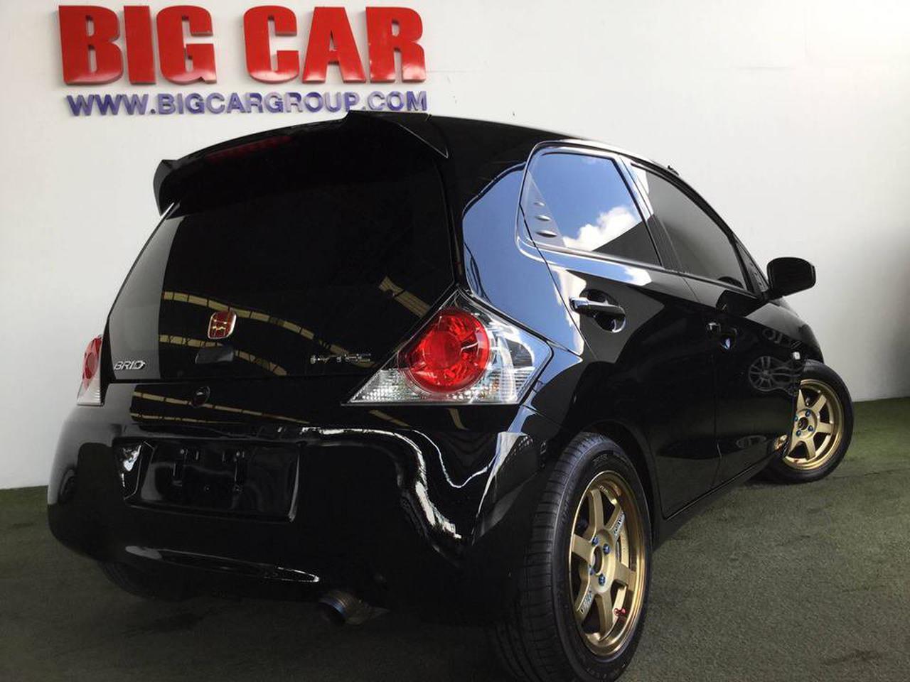 HONDA BRIO(BIG CAR21) รูปที่ 4