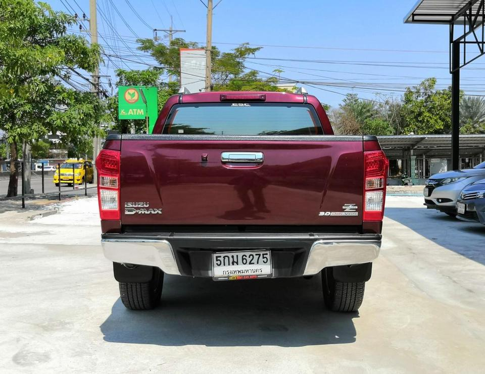 ISUZU ALL NEW DMAX H/L DOUBLE CAB 3.0 VGS.Z.V-CROSS  ปี 2012  รูปที่ 4