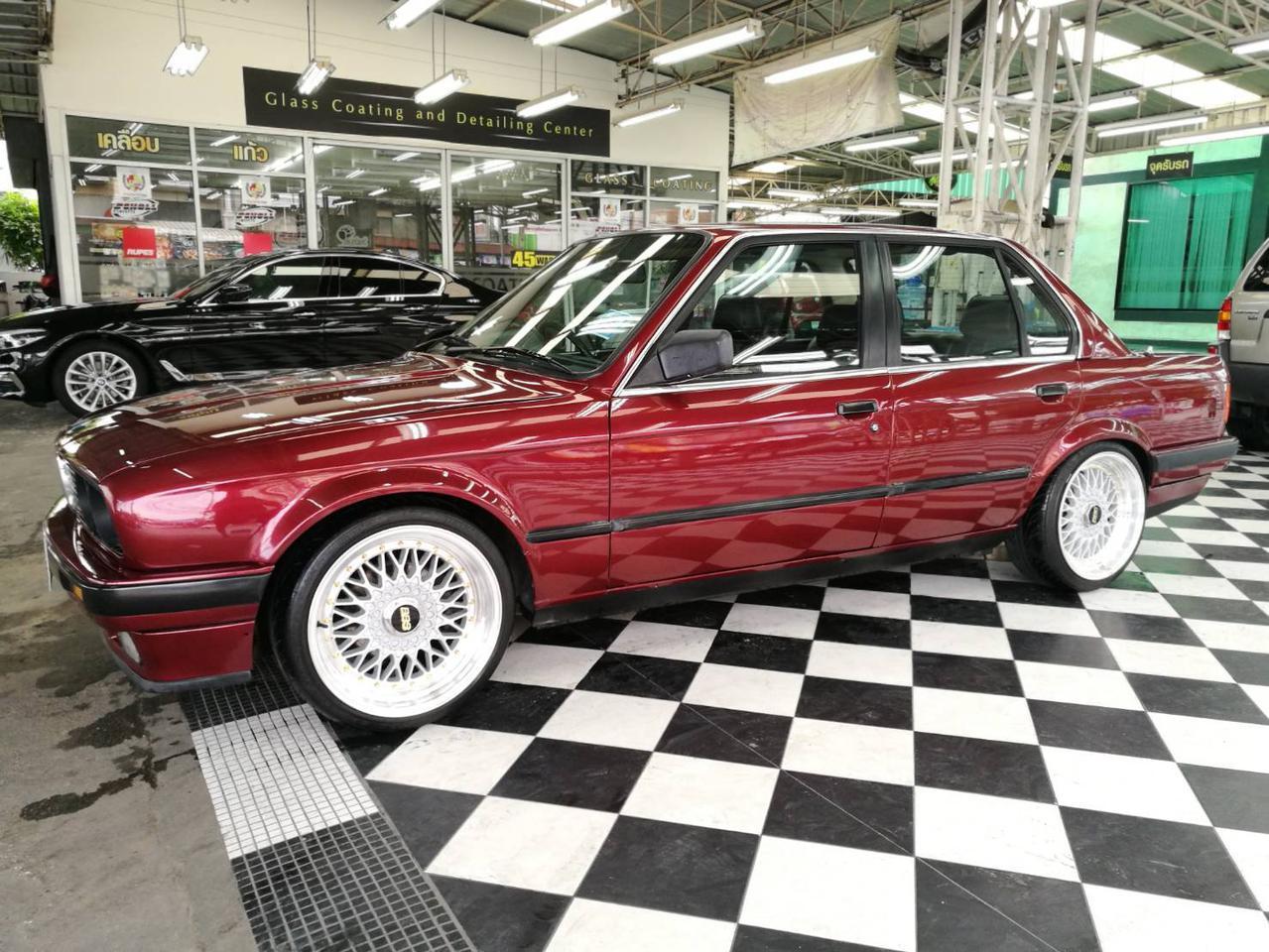 ขายรถเก๋ง BMW 318I เขตลาดพร้าว กรุงเทพ ฯ รูปที่ 1