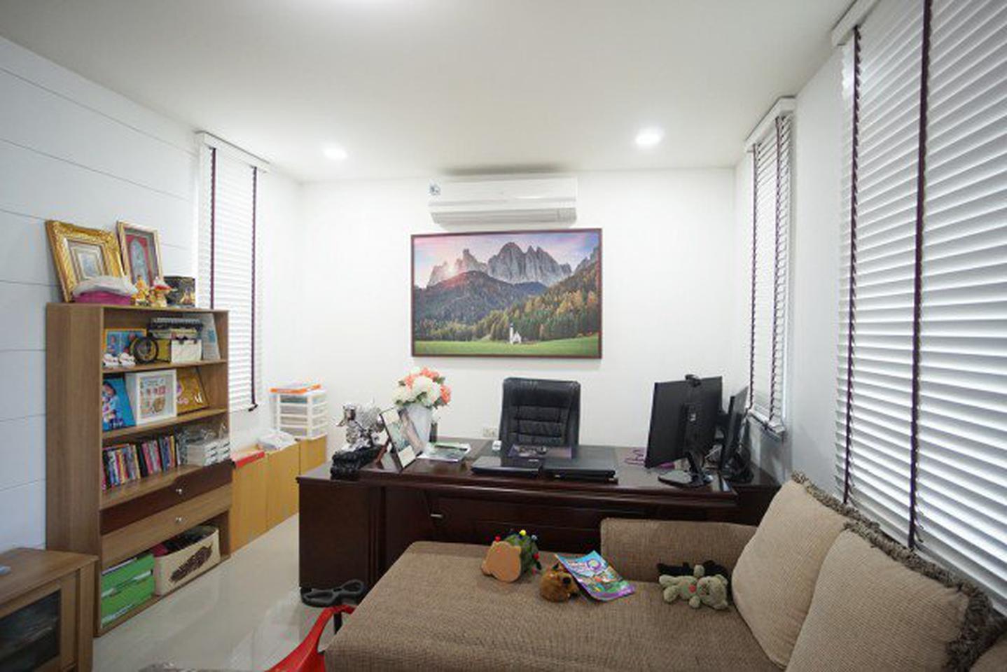 บ้านเดี่ยว 2ชั้น ฮาบิเทีย โมทีฟ ปัญญาอินทรา  รูปที่ 2