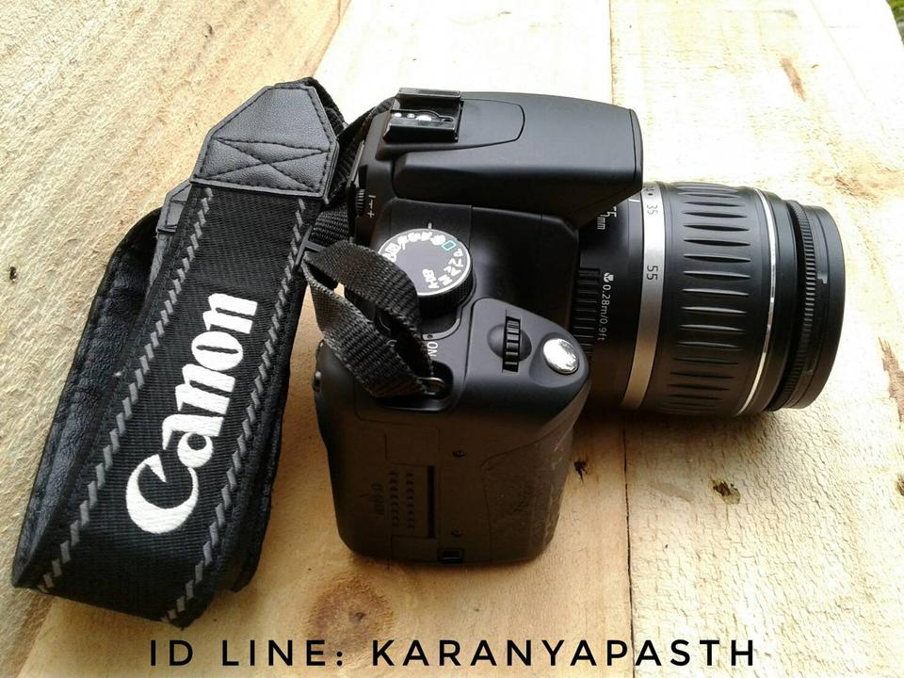 กล้อง canon eos 350d รูปที่ 3