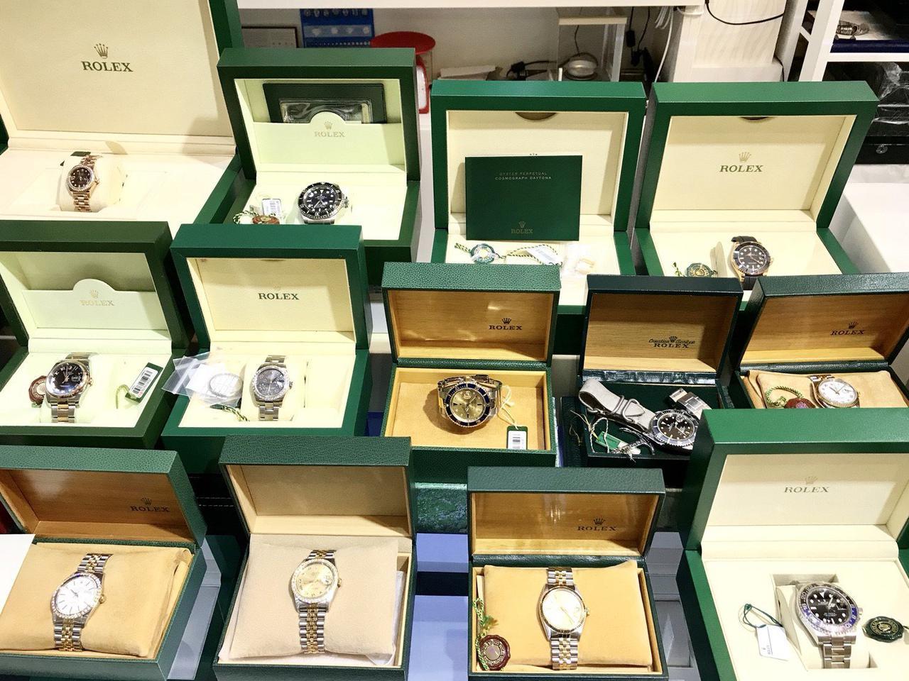 DIMO รับฝากขาย รับซื้อนาฬิกาแบรนด์เนมมือสองของแท้ ราคายุติธรรม รูปที่ 6
