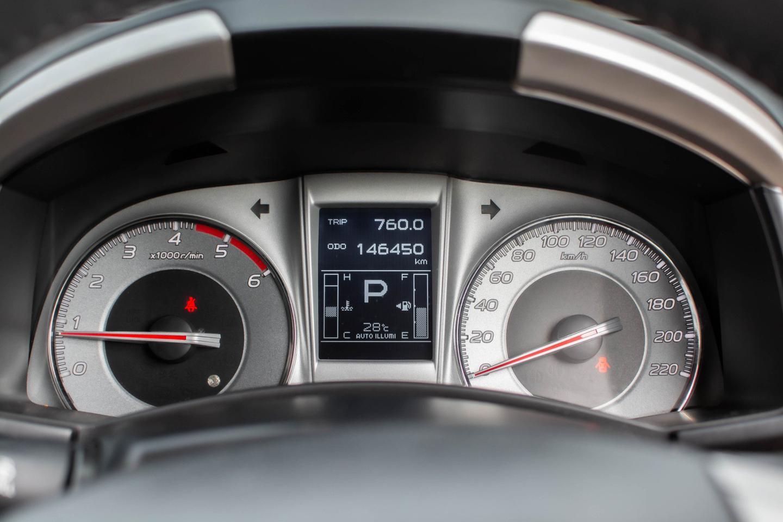 ปี 2016 Isuzu MU-X 3.0 4WD SUV 7 ที่นั่ง (DVD NAVI) ตัวTop รูปที่ 5