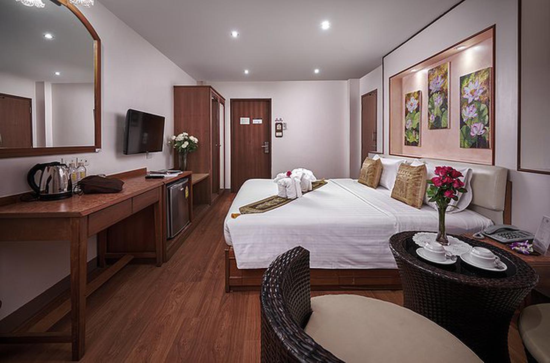 โรงแรมเคซี เพลส ประตูน้ำ (KC Place Hotel Pratunam) รูปที่ 1