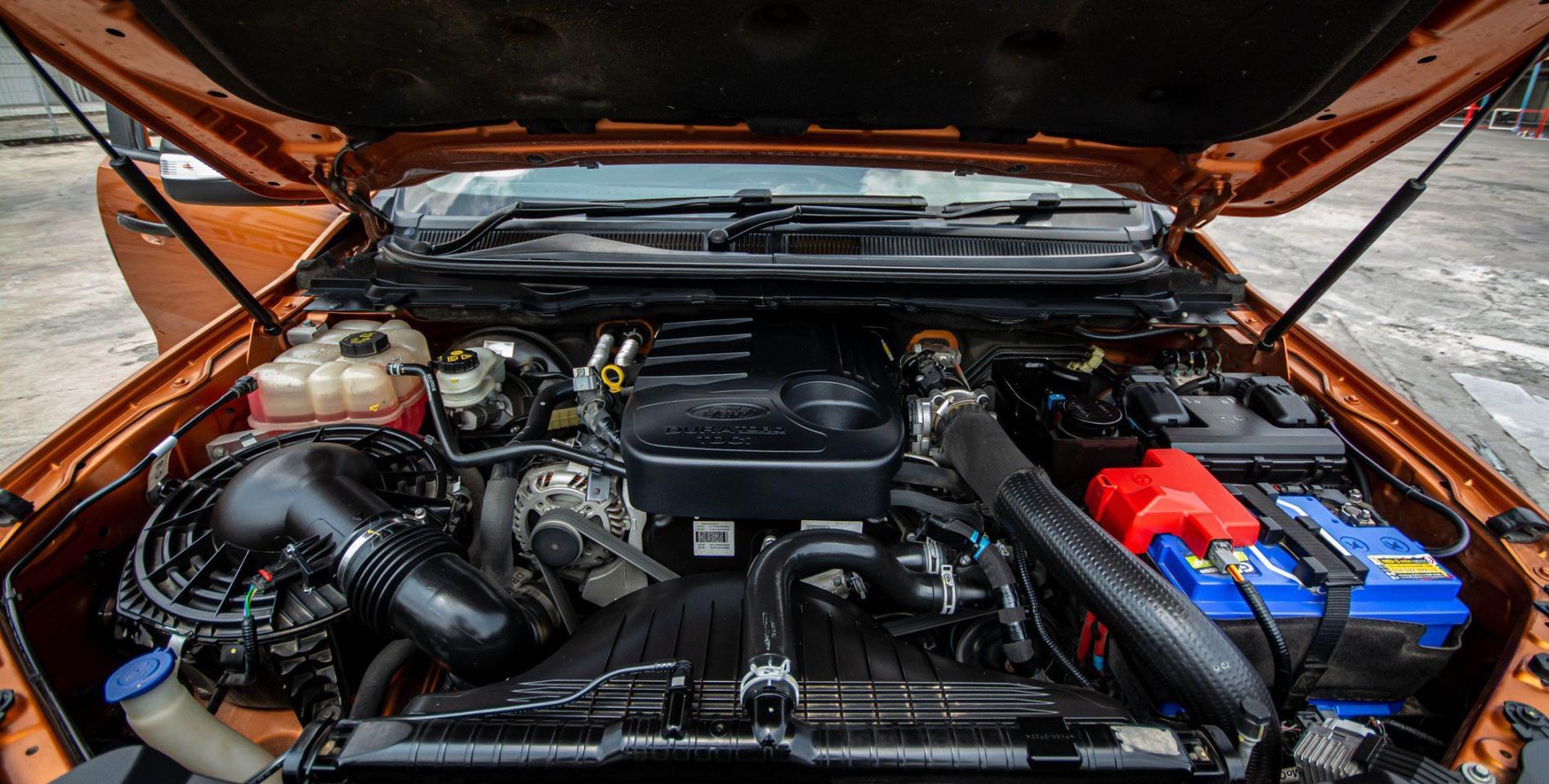 ซื้อเลย!! รถบ้านมือสอง สภาพนางฟ้า ไม่มีชนหนัก รับประกัน!!! FORD RANGER 2.2 WildTrak 2WD ดีเซล ปี2015/16 รูปที่ 6