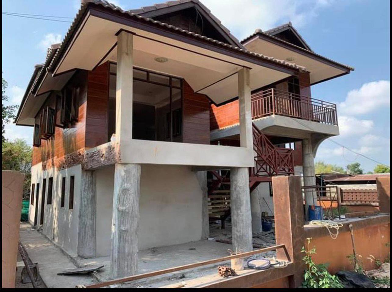 ขายบ้านเดี่ยว 2 ชั้นพัทยา  บ้านขายถูกใกล้เสร็จแล้ว ราคาขาย 3.9 ล้านบาท รูปที่ 6