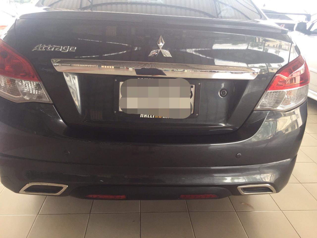 ขายรถรถเก๋ง Mitsubishi Attrage 1.2 GLS Auto จังหวัดอุบลราชธานี รูปที่ 2