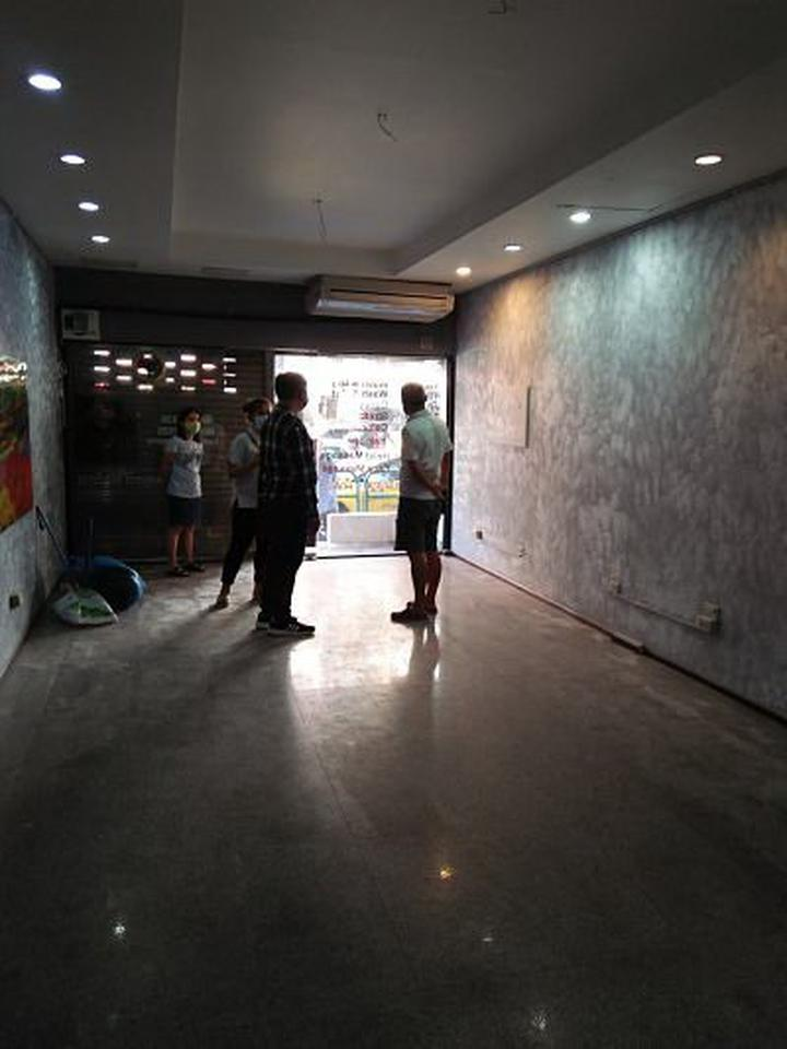 Rent small space area40sqm.  for trade and business Udomsuk  space 1st floor  for business need to renovation  รูปที่ 6