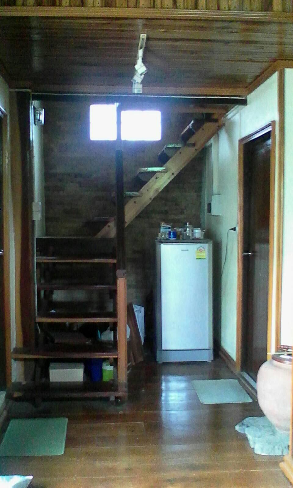 ขายบ้าน 2 หลัง ในที่ดิน 100 ตรว. (ติดตลาดนนทบุรี) 089-844-8404 รูปที่ 5