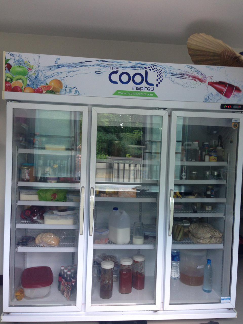 ขายตู้แข่เย็น 3 ประตู รูปที่ 1