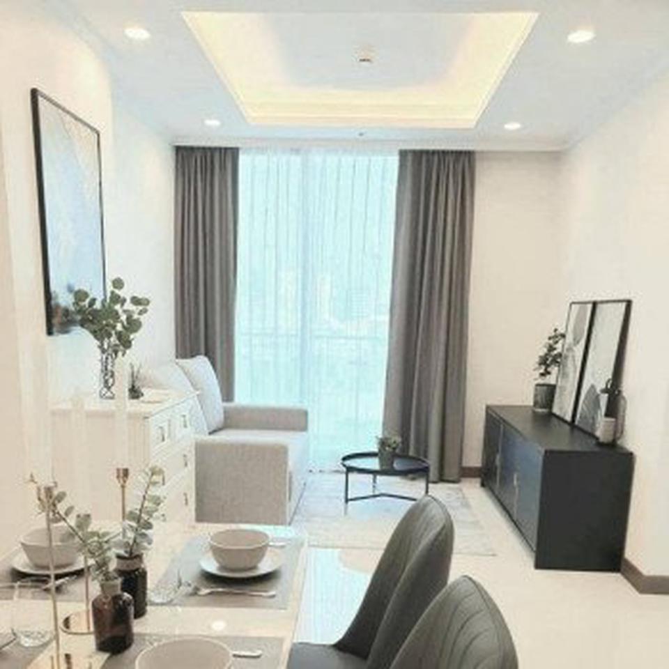 ให้เช่า คอนโด ห้องสวยพร้อมอยู่ เครื่องใช้ไฟฟ้าครบ Supalai Oriental สุขุมวิท 39 46.5 ตรม. พร้อมให้เยี่ยมชม รูปที่ 5