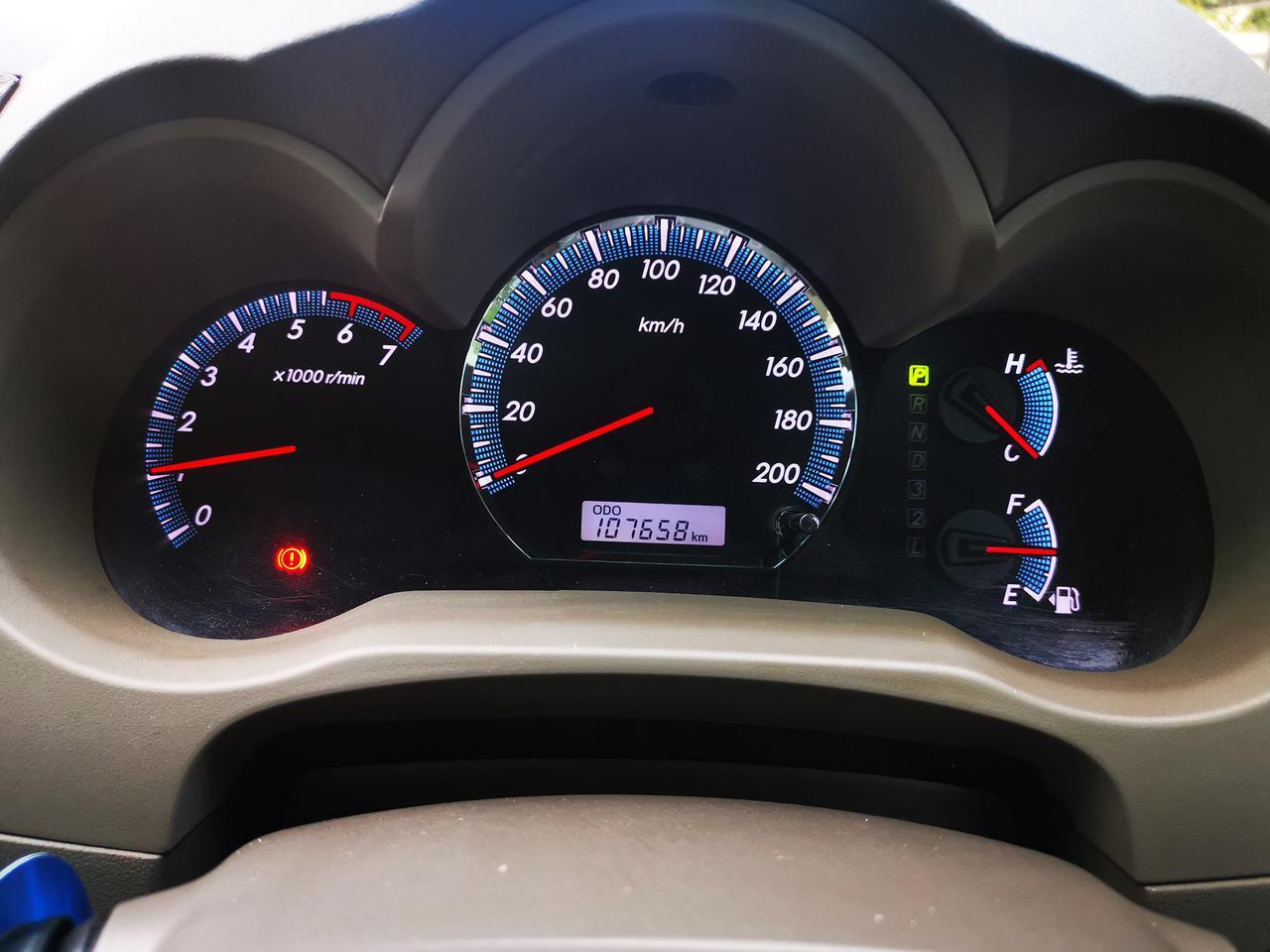 ขายรถมือสอง Fortuner 2.7 V (ปี 2013) สภาพสวยมาก เครื่องยนต์เบนซิน ใช้น้อยมาก ไมล์แท้  รูปที่ 5