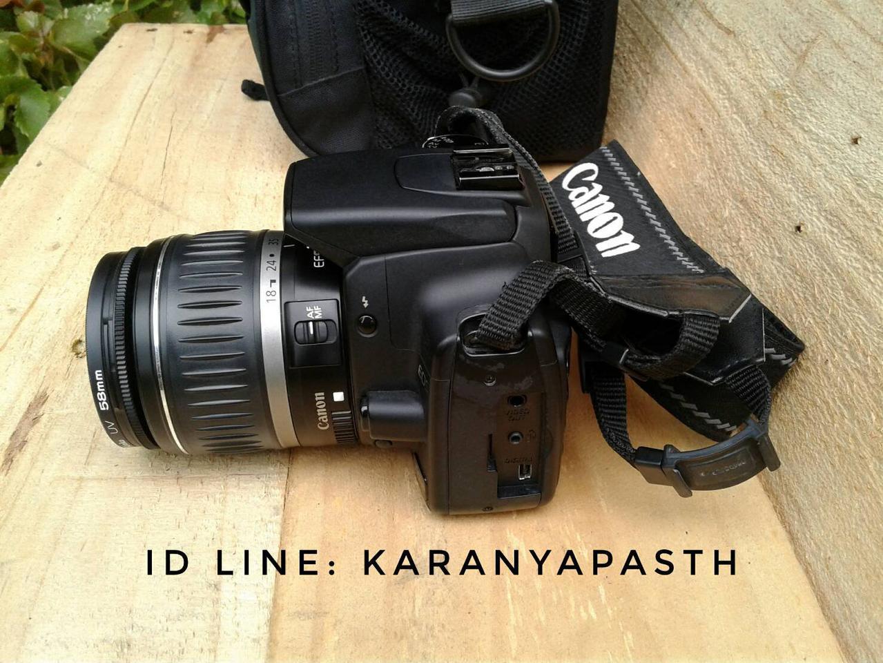 กล้อง canon eos 350d รูปที่ 5