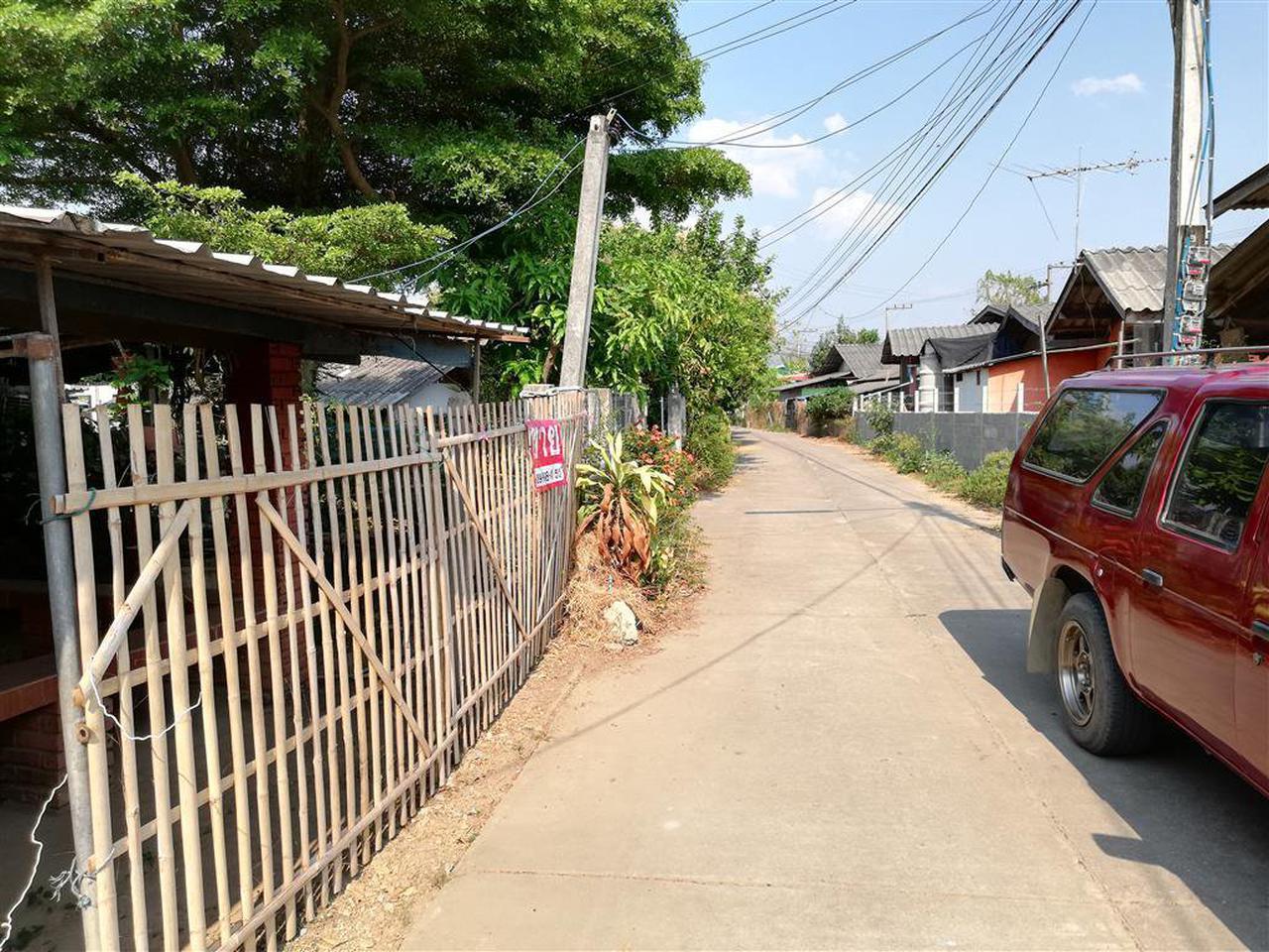SS159ขายบ้านพร้อมที่ดิน114ตรว.ติดทางสาธารณประโยชน์ ที่เข้ามา รูปที่ 4