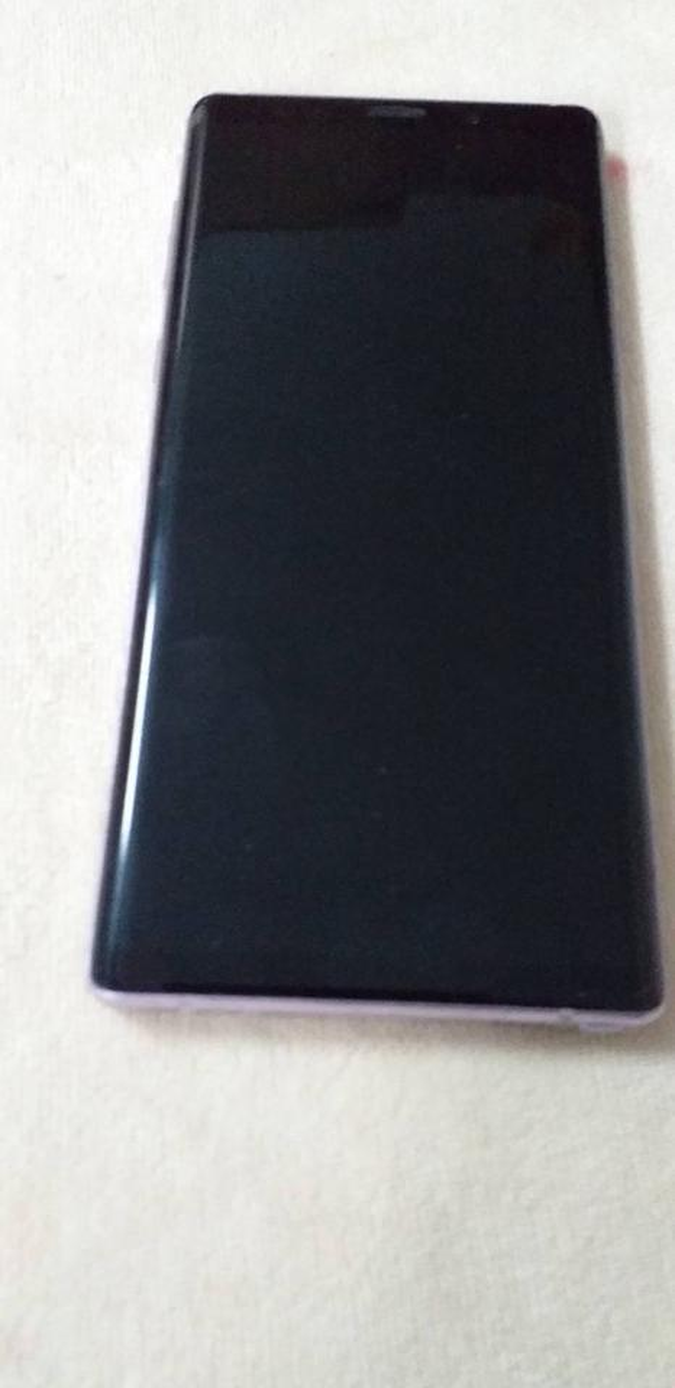 Samsung note9 รูปที่ 1
