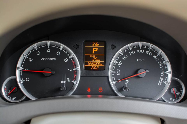 Suzuki Ertiga 1.4 GX เบนซิน 2013 รูปที่ 6