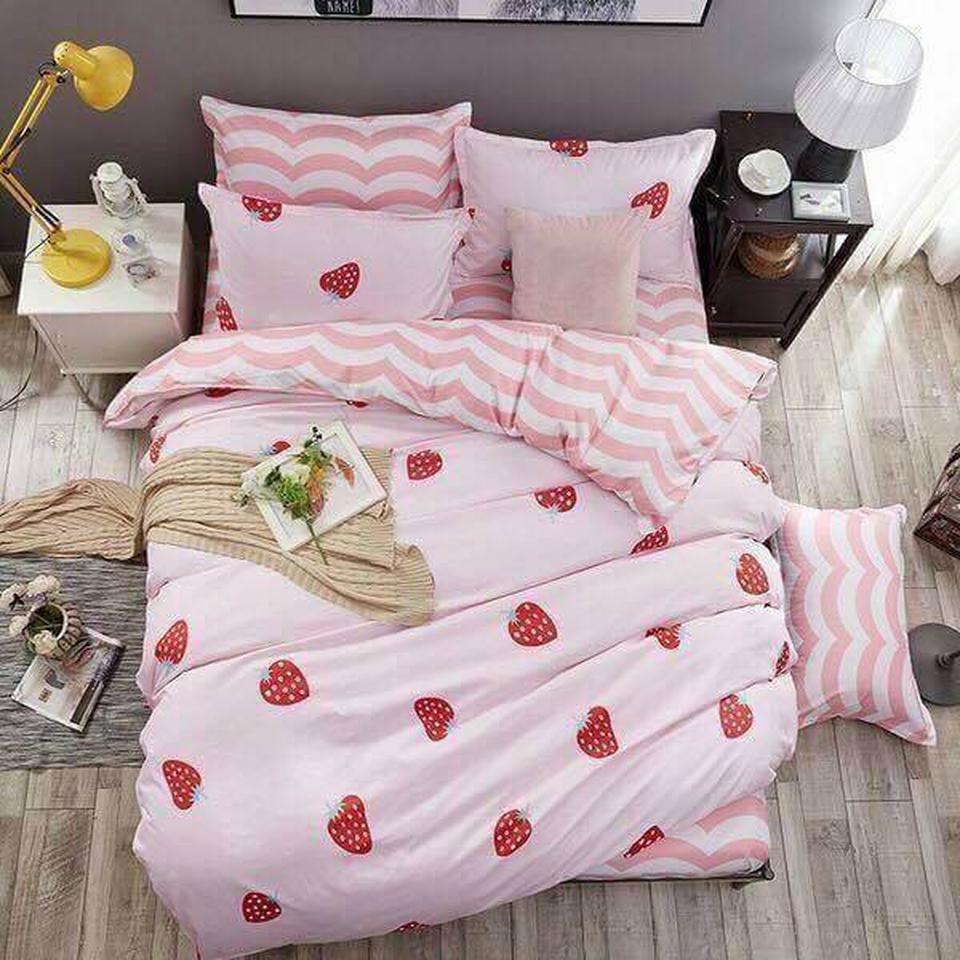 ชุดผ้าปูที่นอนเกรดพรีเมี่ยม ที่คุณจะต้องหลงรัก รูปที่ 5