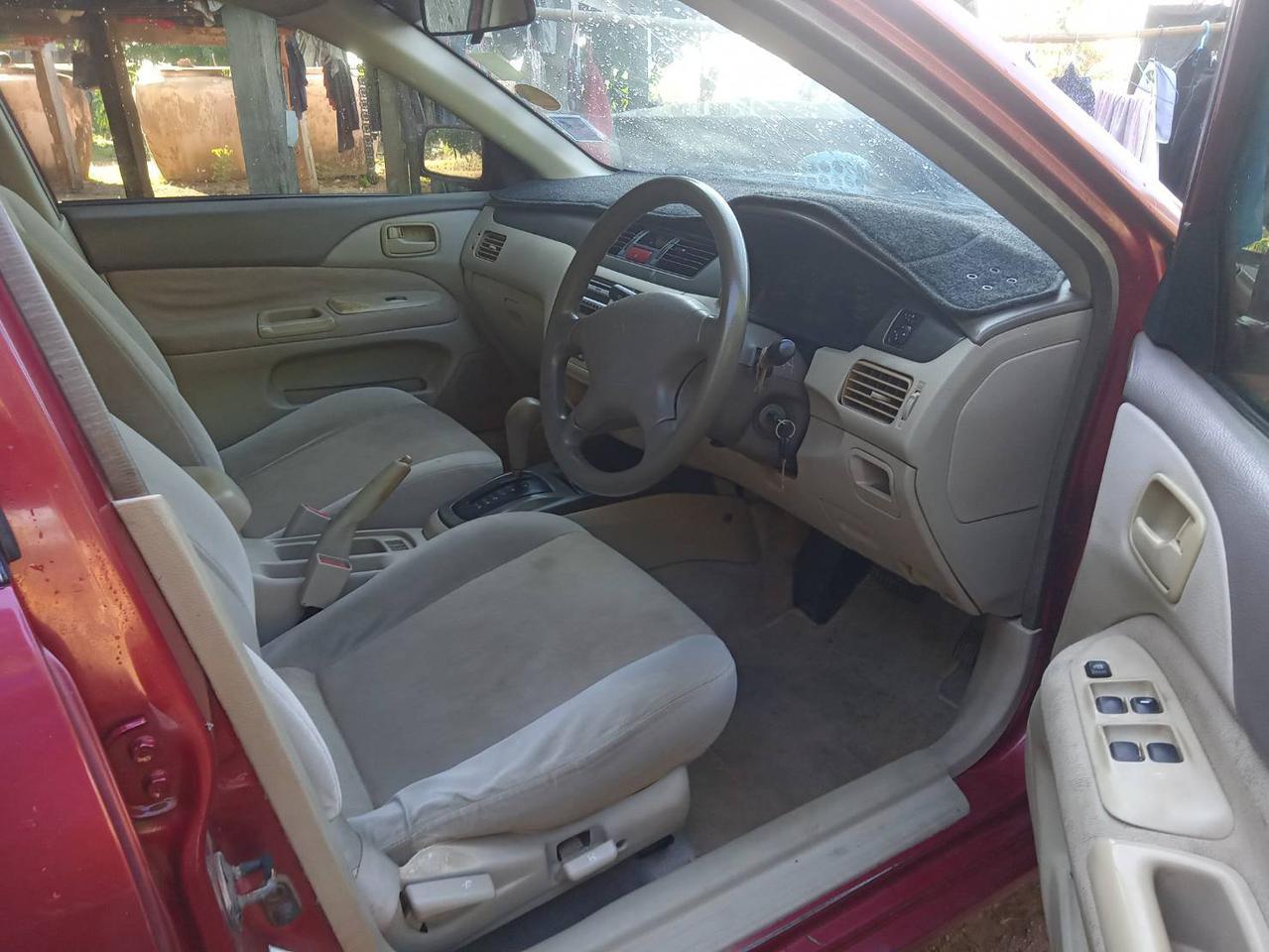ขออนุญาต admin ขาย Mitsubishi cedia ปี 2003 1.6 auto พร้อมใช้ รถวิ่งดีมาก ระบบไฟฟ้าครบ รูปที่ 2