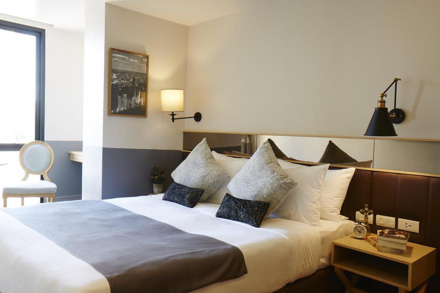 โรงแรมเปิดใหม่ ใจกลางกรุง ติดรถไฟฟ้า ราชเทวี รูปที่ 6
