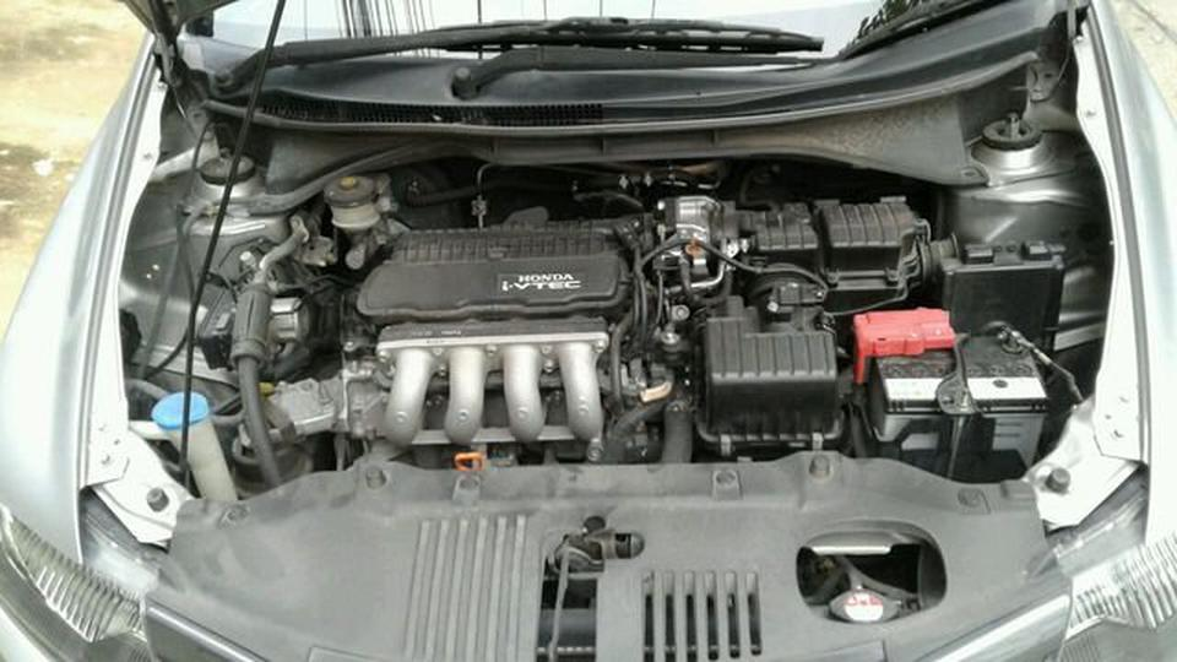 ขายรถเก๋ง Honda  City ivtec อ.เมือง จ.สุพรรณบุรี รูปที่ 5