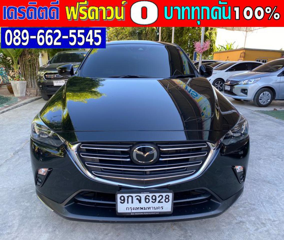 2019 Mazda CX-3 2.0  SP รุ่นTOP SUNROOF ไมล์วิ่ง40,xxxกม. รูปที่ 2