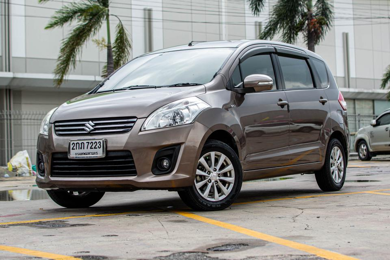 ปี 2013 SUZUKI ERTIGA 1.4 GX WAGON SUV 7ที่นั่ง รูปที่ 1