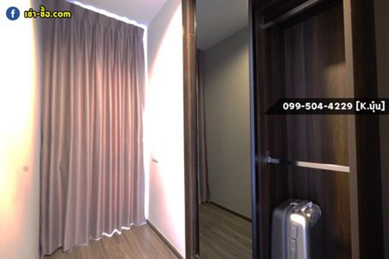 ให้เช่า คอนโด ดูห้องจริงแล้วจะว้าว แถมมี Walk-In Closet ด้วยนะ ไอดีโอ โมบิ สุขุมวิท 40 35 ตรม. ส่วนกลางพรีเมี่ยม 2 สระว่ รูปที่ 4