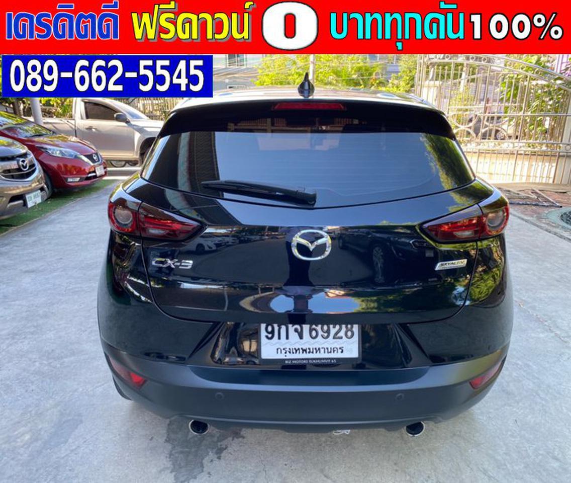 2019 Mazda CX-3 2.0  SP รุ่นTOP SUNROOF ไมล์วิ่ง40,xxxกม. รูปที่ 3