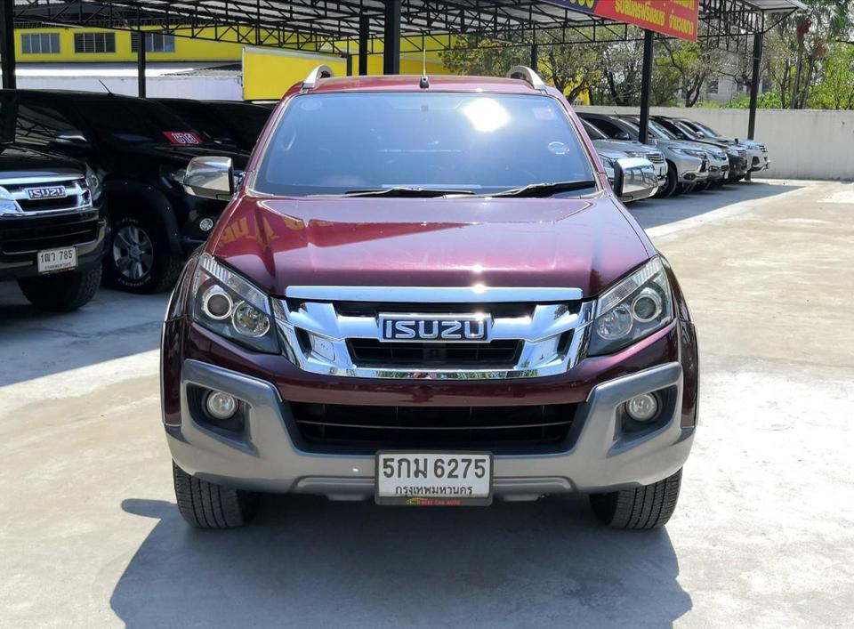 ISUZU ALL NEW DMAX H/L DOUBLE CAB 3.0 VGS.Z.V-CROSS  ปี 2012  รูปที่ 2