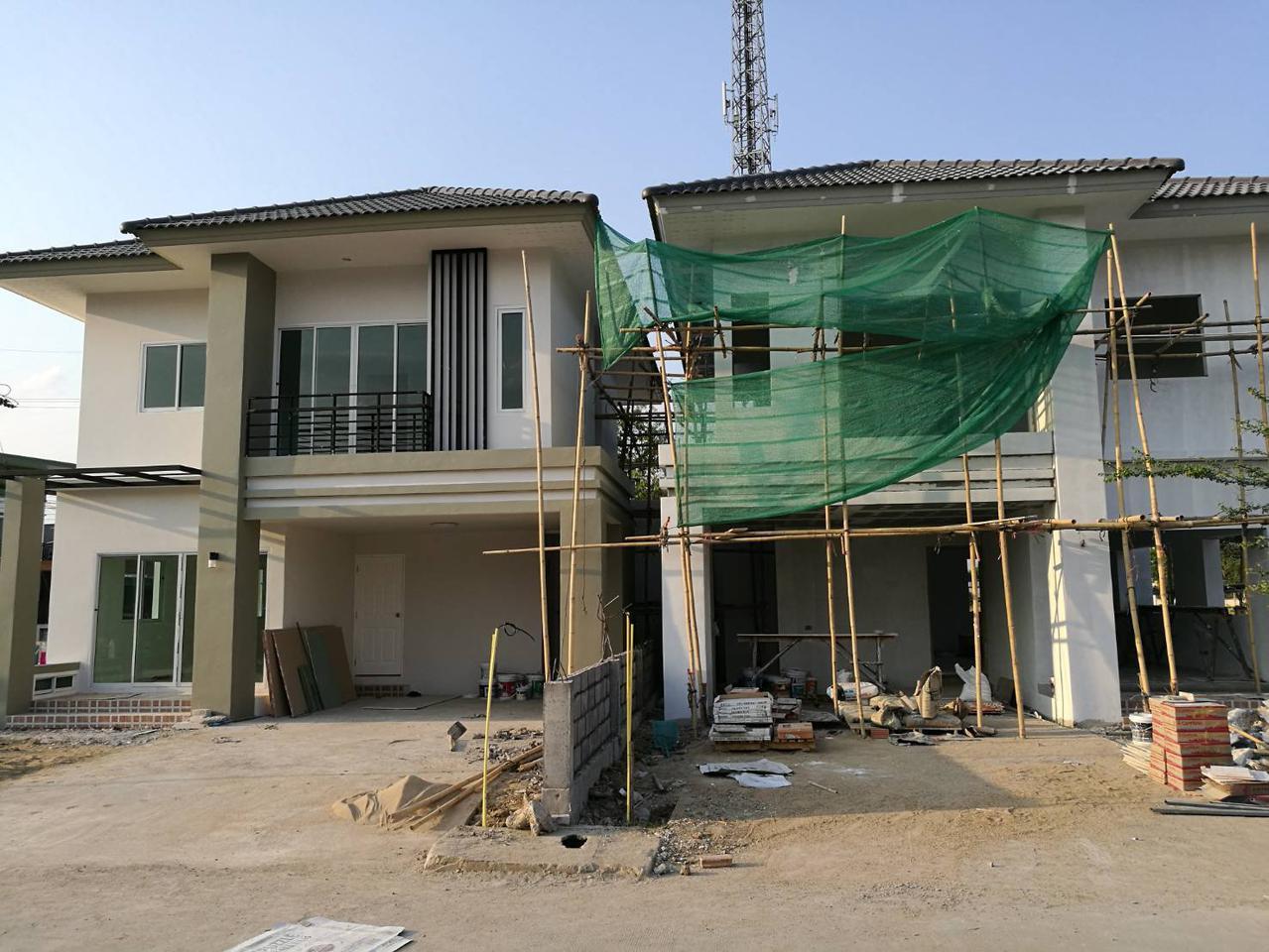 บ้านเดี่ยวเชียงใหม่ในหมู่บ้านบุรีทาน่า รูปที่ 5