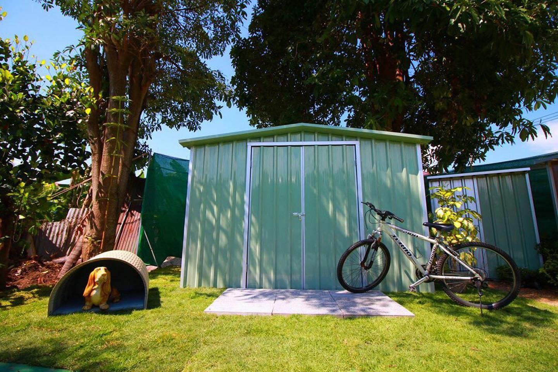 ตู้เก็บของเอนกประสงค์ Garden Sheds รูปที่ 1