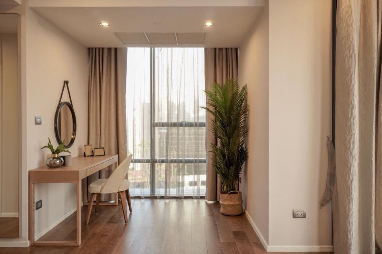For rent  The Bangkok Sathorn (corner room) รูปที่ 3