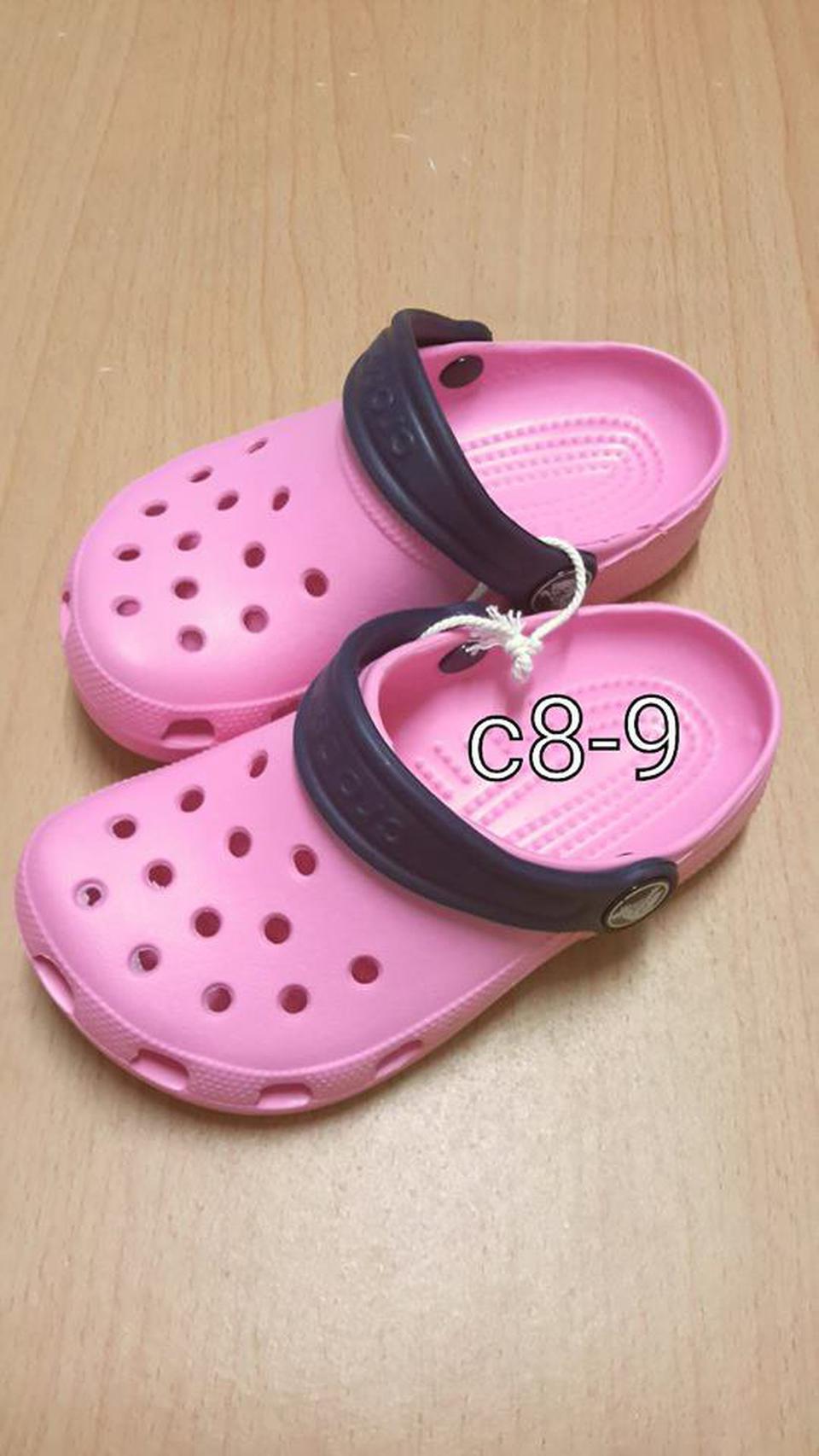 รองเท้าเด็ก crocs ของแท้จากนอกสภาพดี รูปที่ 1