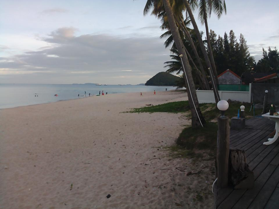 Land for sale peacefully Chumphon รูปที่ 1