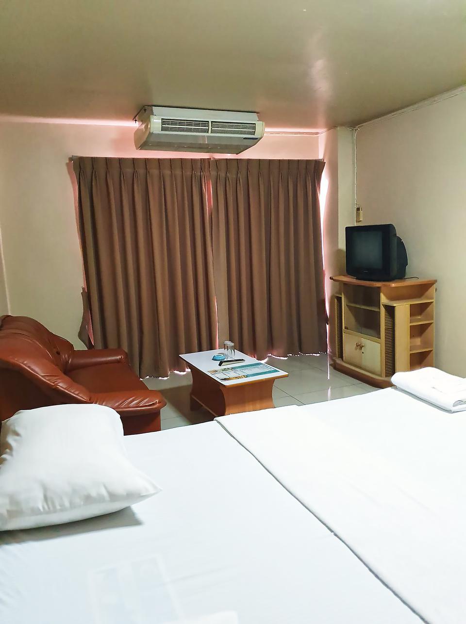 เพียงคืนละ 790 บาท โรงแรมกรุงเทพราคาถูก รูปที่ 4