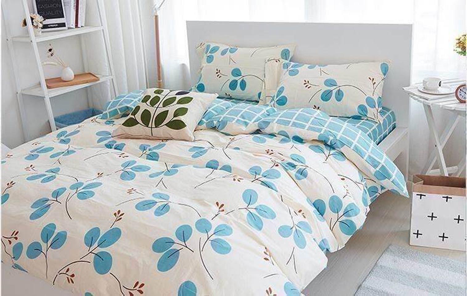 ชุดผ้าปูที่นอนเกรดพรีเมี่ยม ที่คุณจะต้องหลงรัก รูปที่ 4